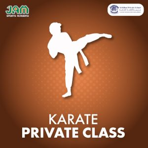 Karate Private Classes