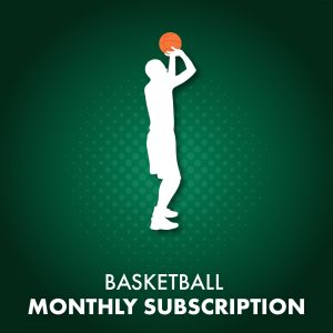 Basketball Monthly Subscription