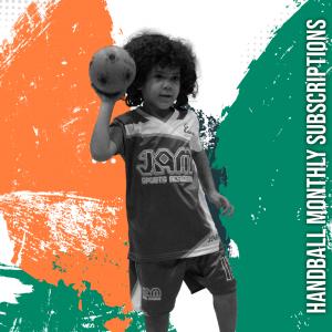 Handball Monthly Subscription