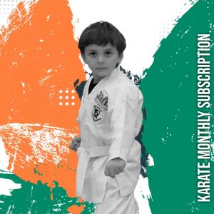 Karate Monthly Subscription