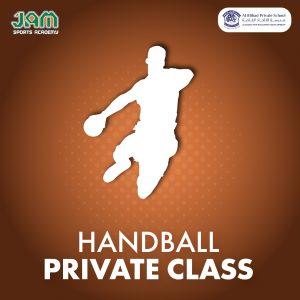 Handball Private Classes