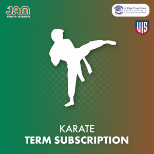 Karate Term Subscription