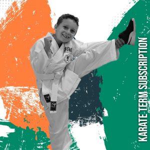 Karate Term Subscription